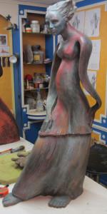 marcheuse 1 peinte reduite